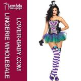 Women Teacup Mad Hatter Costume (L1391)