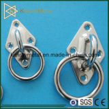 AISI 316 Stainless Steel Diamond Pad Eye