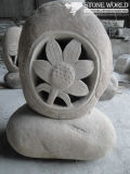 Stone Carving Sculpture for Garden Decoration (CV021)