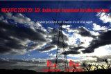 Megatro 220kv 2D1 Szk Double Circuit Transmission Tower