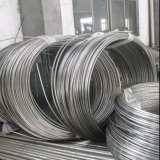 ASTM 316L Stainless Steel Coiled Pipe