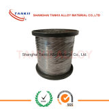 Thermocouple wire ribbon wire / strip thermocouple rods type E EP EN