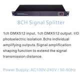 DMX512 Signal Amplifier for Stage Light