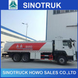 6X4 336HP Fuel Delivery Truck, Sinotruk Oil Tanker Truck