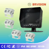 Dual Lens Rear Vision Camera for Heavy Duty