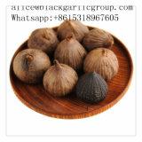 Healthy Food with Black Garlic