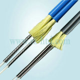 Fiber Optic Armored Round Cable