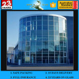 5+9A+5mm Structural Glass Curtain Walls