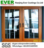 Heat Transfer Wooden Effect Powder Coating