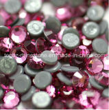 Wholesale DMC Hotfix Rhinestones for Garment (ss16 Rose/3A grade)