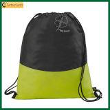 Promotional Cheap Non Woven Drawstring Sports Bag (TP-dB228)