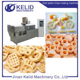 Multifunctional High Quality Fried Snack Pellet Extruder