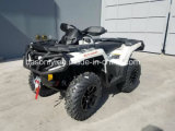 2017 Outlander Xt 650 Pearl White and Black ATV