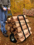 Firewood Cart / Log Caddy with Cover
