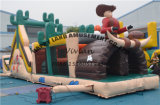 Cowboys Adventure Rush Inflatable Obstacle Course