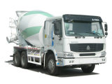 HOWO-7 6X4 340HP Concrete Mixer Truck