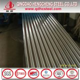 Galvalnized/Galvalume Corrugated Steel Roof Sheet with SGS Certificate