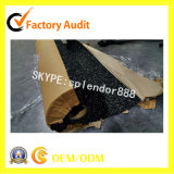 Made in China Black with EPDM Speckles Rubber Gym Flooring