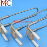 1700c L Shape Molybdenum Disilicide Heating Element