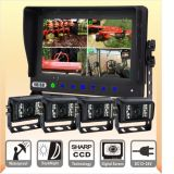 "7""Quad Monitor Camera System (DF-7590314)"