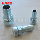 Hydraulic Hose Fitting Push on Bsp Male Fitting (P13011-SP)