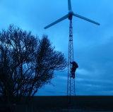 Wind Battery Hybrid Power System for Telecom
