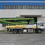 Z-Fold Boom Truck Mounted Boom Pump