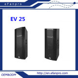 Beautiful Design EV 25 Double 15 Inch Full Frequency Speaker