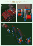 Big Wire and Cable Processing Irradiation Device for Heat-Shrinkable Tube/Wrapping Tapes/Irradiation Crosslinking Wire and Cable