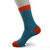 Women′s Cotton Crew Socks (WA002)