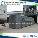 200tons/Day Residential Sewage Treatment Plant, Quick Removal Rate of BOD, Cod, Ss
