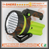 Rechargeable 37PCS LED Spotlight for Searching, Hunting, Emergency