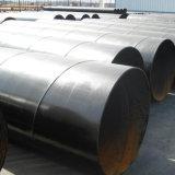 DIN30670 3lpe Awwac210 Epoxy Sewage Water Steel Pipe
