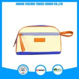 New to 2016 Wash Bag Women′s Canvas Toiletry Bag, Cosmetic Bag Toilet Kit
