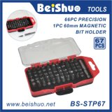 67-PCS Precision Magnetic Bit Holder and Screwdriver Bit Set