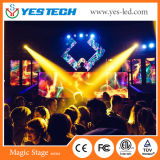 Full Color Curtain Outdoor/Indoor LED Display