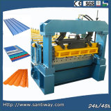 Arch Roof Cold Roll Forming Machine