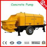 60m3/H Electric Trailer Concrete Pumps