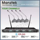 Manztek Professional UHF Wireless Karaoke Microphone