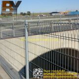 Powder Coated Brc Mesh Roll Top Fence