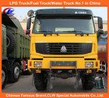 Sinotruk HOWO 6X4 All Wheel Driven Dump Truck for Desert