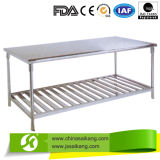 BV Factory Cheap Steel Work Table