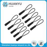 Fashion Decorative Garment Accessories Nylon Business Plastic Cord Zipper Puller