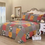 Pure Cotton Embroidery Four-Piece Bedding Set