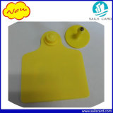 UHF RFID Ear Tag for Sheep Cattle Tracking Management