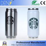 Wholesale Stainless Steel Straw Mug Coca Cola Starbucks Coffee Tumbler