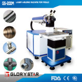 Metal Materials Laser Welding Machine for Repairing Mould (GS-200M)