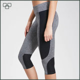 New Design Sport Capri Pants Women′s Wholesale Fitness Wear