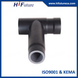 8.7/15kv (17.5kV) T Type Silicon Rubber Elbow Separable Front Connector