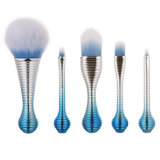 2017 New 5 Piece Diamond Glitter Makeup Brush Set